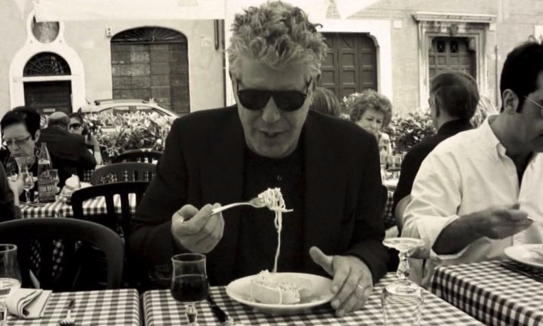 Anthony Bourdain was an influential and brilliant story-teller. He traveled around the world— bringing even the most obscure places into our homes.