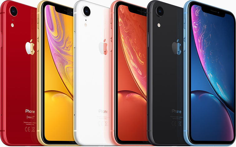 Apple has also made their new budget phone called the iPhone Xr. The phone includes more colors than any other iPhone to date.