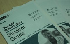 SAT study booklets are a great way to get yourself prepared for your test. It is also recommended that you take the PSAT if possible to further your knowledge of the test format. These resources along with others can be found in the SCHS counselling office.