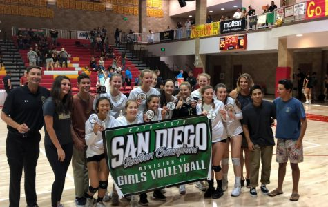 Girls Volleyball is State Bound