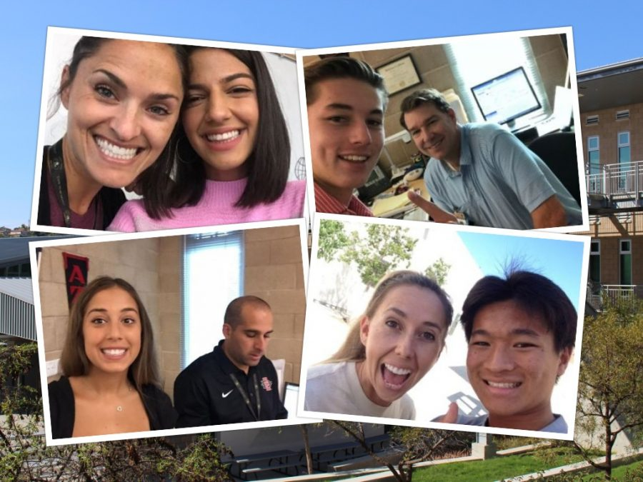 Some of the buddies include: Mrs.Stock and Parmis Sanaei; Mr.Bloomquist and Sebastian Valencia; Mr.Manente and Audrey Azzeh; and Mrs.Kuehl and Bryant Kitisin. The pairs will work together for the 2018-2019 school year.
