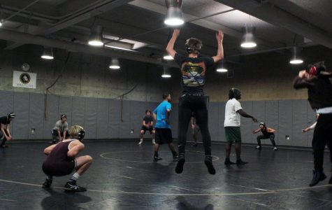 Wrestling is Ready to Pin The Season