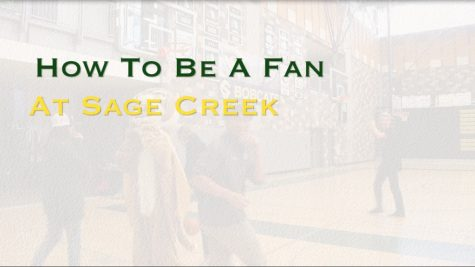 How to Be a Fan at Sage Creek