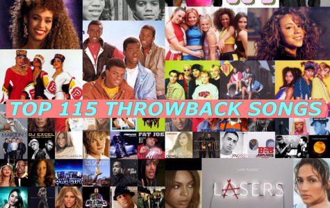 Top 115 Throwback Songs