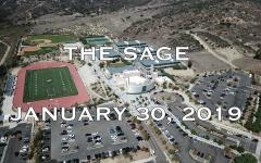 The Sage: January 30, 2019