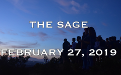 The Sage: February 27, 2019