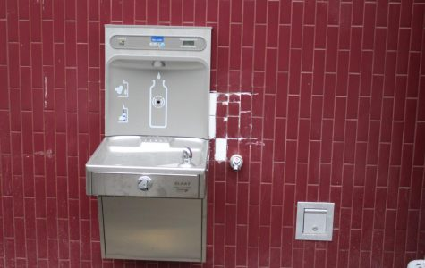 New Water Filling Station Installed On Campus