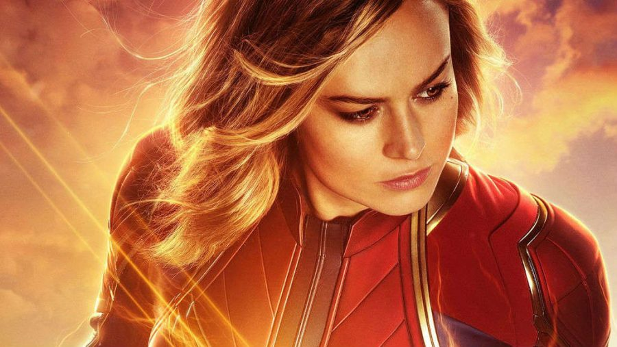"The wait is finally over, Marvel introduces a brand new character in the form of ""Captain Marvel."