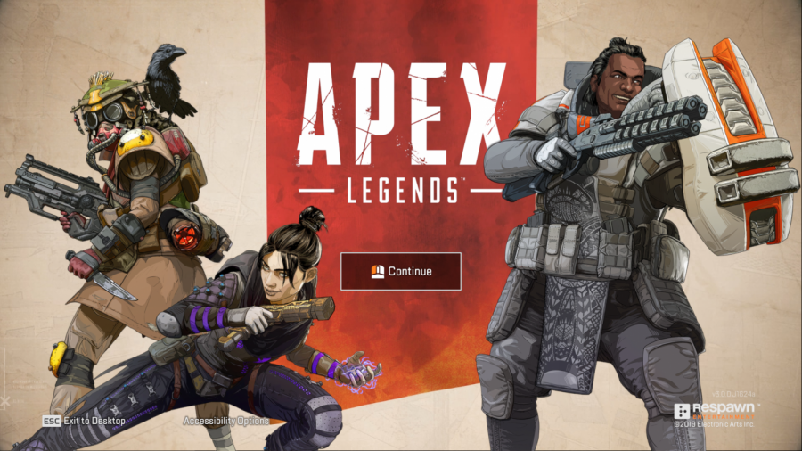 Apex+Legends+is+the+newest+game+to+take+the+Battle+Royale+genre+by+storm.+With+the+game+hitting+50+million+players+in+under+two+months+of+release.