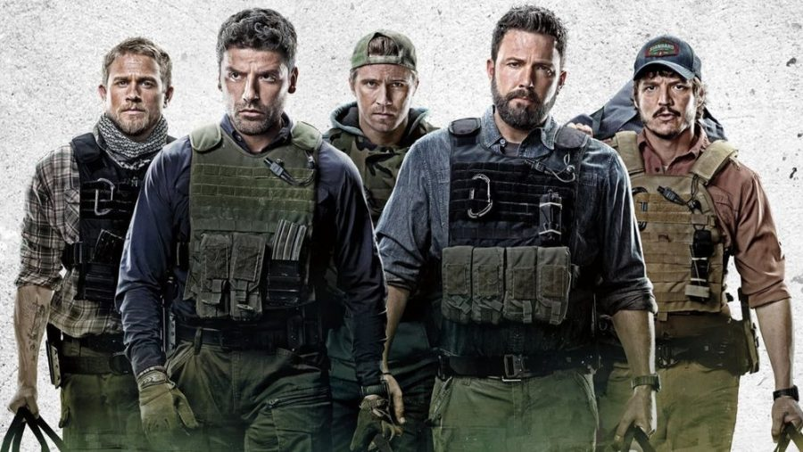 """Triple Frontier"" follows a group of former special forces operatives, who plan a heist on a high ranked drug lord in South America."