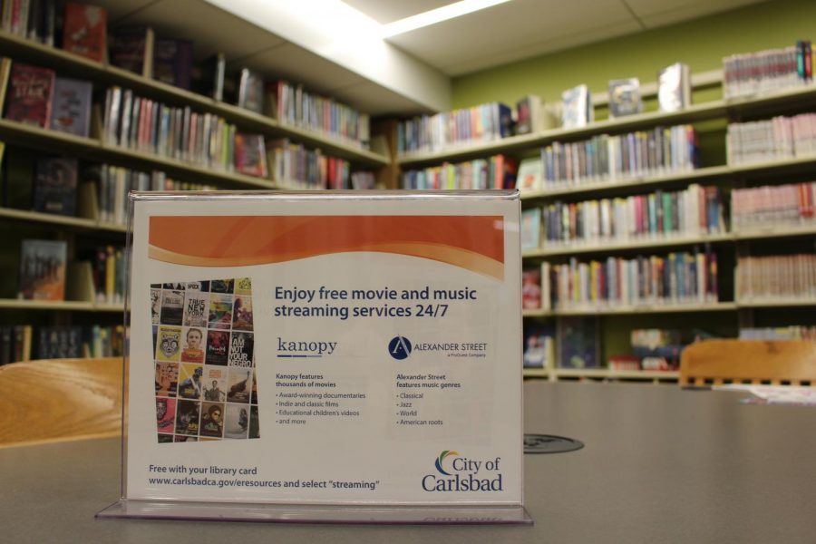 """The City of Carlsbad Libraries implement reading programs to incentivize students to read more. The author of """"The Dark Descent of Elizabeth Frankenstein"""" has been the focal point of the reading program and was set to make an appearance on March 10."""