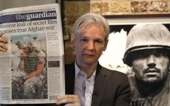 Julian Assange is Removed from an Ecuadorian Embassy