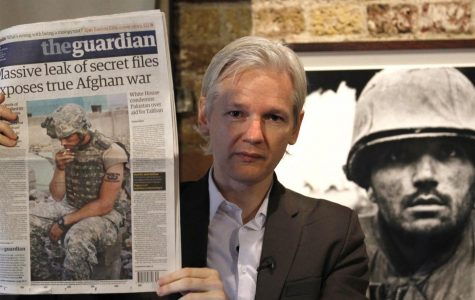 Julian Assange is Removed from an Ecuadorian Embassy