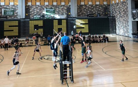 Covering the Court: Boys Volleyball