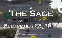 The Sage: September 25, 2019