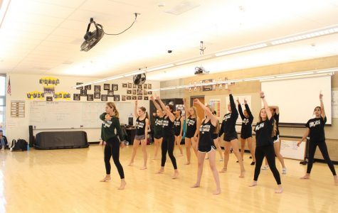 Preparing for the 2019-2020 Season: Sage Creek Dance Team