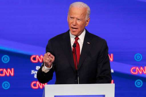 "Joe Biden: ""A Clean Energy Revolution"""
