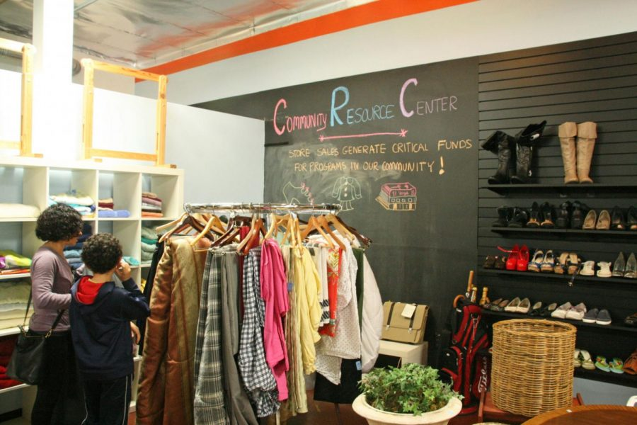 Community Resource Center owns a Resale Center in Carlsbad Village. This Resale Center provides funds for the CRC to work towards their goal of helping those who have been affected by homelessness and hunger.