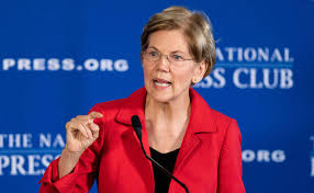 Elizabeth Warren on Climate: Don't Worry, She's Got A Plan For That