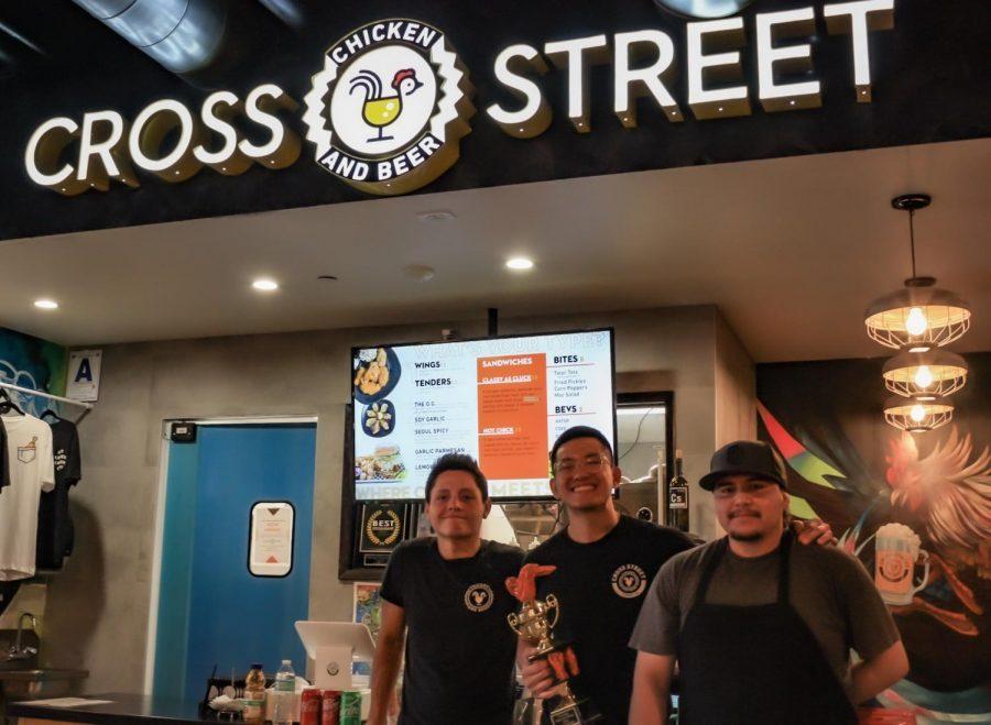 Cross Street Chicken and Beer