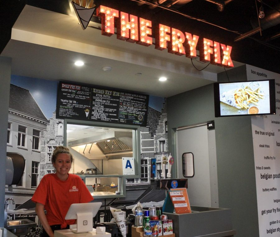 The Fry Fix