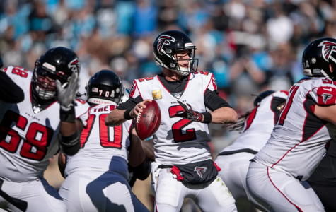 Falcons at the Panthers