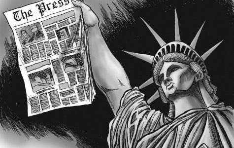 The Government vs. the Press: An Argument Into Today
