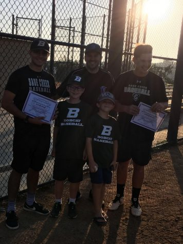 Baseball League Student Workers