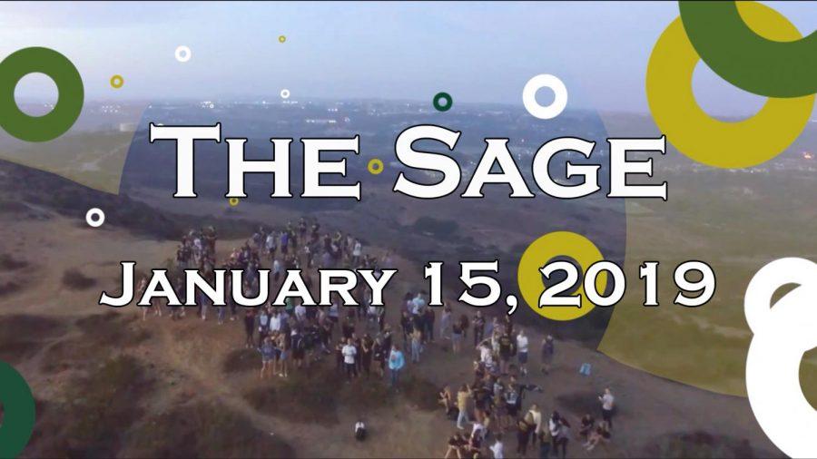 The Sage: January 15, 2020