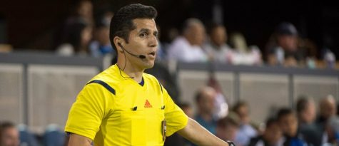 Mariscal Twins Teach Before Students, Referee Before Thousands