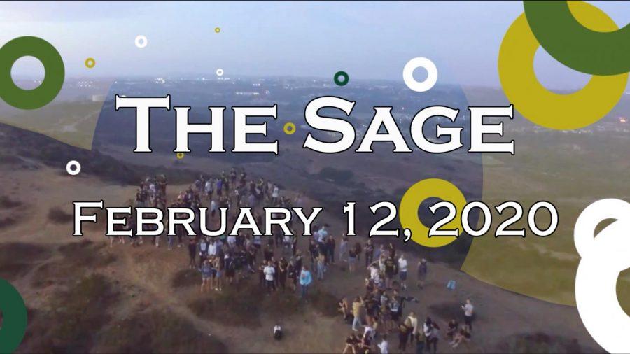 The Sage: February 12, 2020