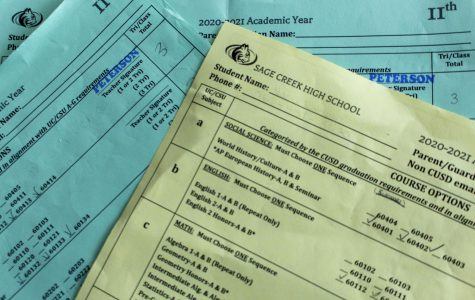 New 2020-21 School Year Brings New Course Options