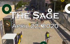 The Sage: April 22, 2020