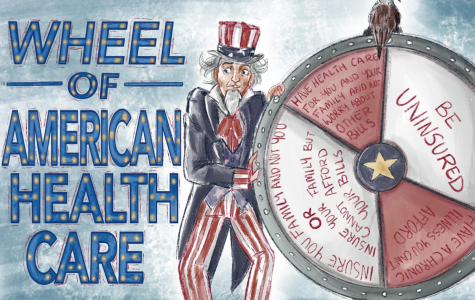 The healthcare system in America is truly unpredictable. It has its benefits, but it also has its drawbacks; oftentimes, Americans are not given the proper care that they need.