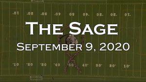 The Sage: September 9, 2020
