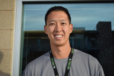 Danny Kung, PE teacher, has been finding new ways to keep students active. With virtual learning extended Kung has been working hard to make PE workouts accessible for all students.