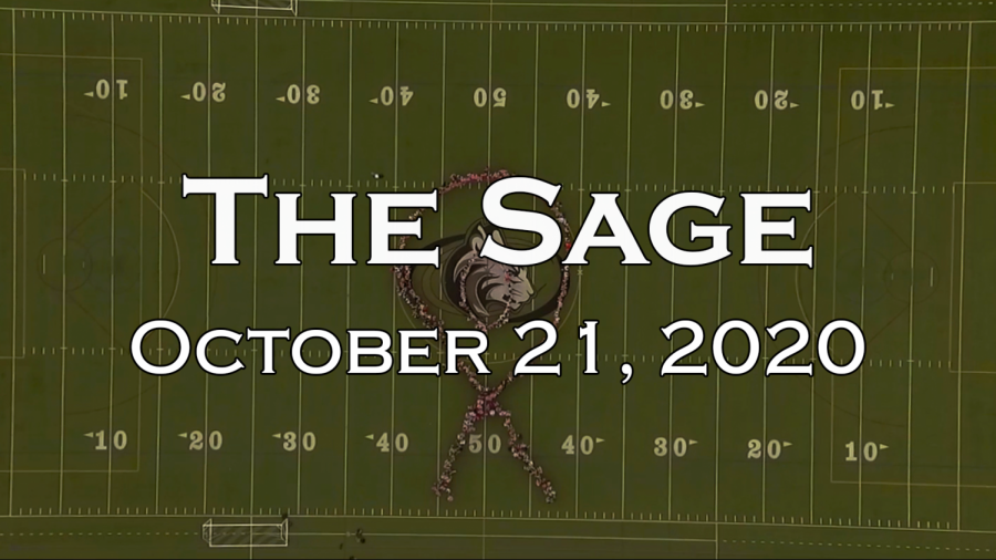 The Sage: October 21, 2020