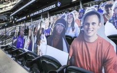 Most MLB stadiums flourished with cardboard cut out pictures of fans throughout the 2020 MLB season. Most teams limited fans one per stadium with select prices depending on the team.