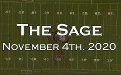 The Sage: November 4th, 2020
