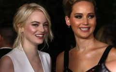 Emma Stone and Jennifer Lawerence play a crucial role in both the #MeToo and #TimesUp movements. These famous Hollywood actresses were some of the first to come forward about their experiences with sexual harassment/assualt in the entertainment industry.