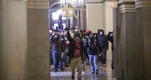 Trump supporters breech the U.S. Capitol on Wednesday. Lawmakers were evacuated and more information continues to unfold.