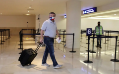 Texas Senator Ted Cruz left his state Wednesday flying to Cancun, Mexico to escape the winter storm. He flew back to Texas Thursday after receiving criticism over his departing during the crisis.