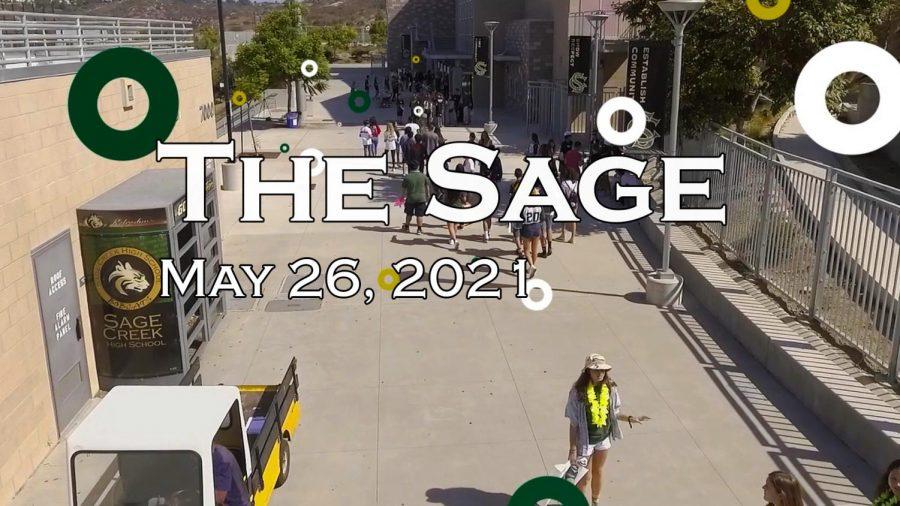 The Sage: May 26, 2021