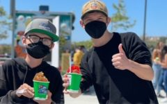 PTSA organized free Kona Ice for students of Sage Creek. In the beginning of April, Bobcats got an opportunity to cool off with a cold and refreshing cup of Kona Ice.