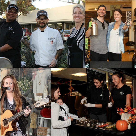 An array of experiences at the Taste of Carlsbad event before the COVID-19 pandemic. Taste of Carlsbad hopes to host their 2021 event as COVID-19 cases decline.