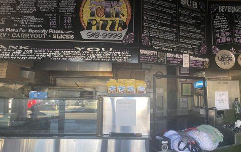 Allen's New York Pizza