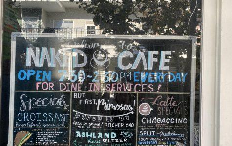 Naked Cafe