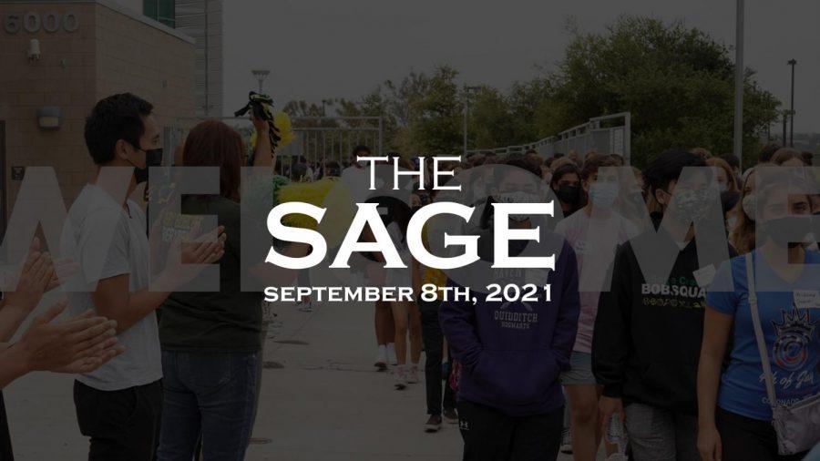 The Sage: September 8, 2021