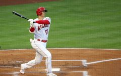 Throughout 2021 Ohtani has been one of the top hitters in the entire MLB. Ohtani currently (at the time of publication) has 44 home runs and 93 RBIs.