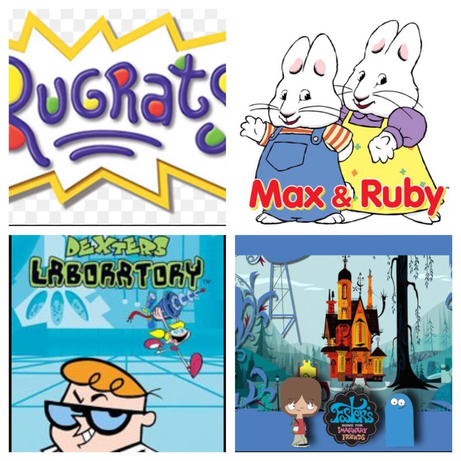 10 Forgotten Kids Shows The Sage - Cartoons-images-for-kids